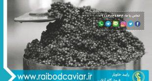 قیمت خاویار اصیل ایرانی